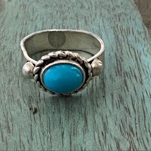 Espo Sterling Silver Ring Size 6